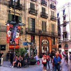Plaça Cucurulla #Barcelona #Gotic by #festalcentre