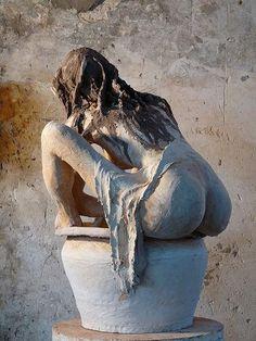 Fanny Ferré - femme au bain