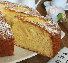 Sweet Desserts, Sweet Recipes, Dessert Recipes, Latte, Plum Cake, Italian Cookies, Daily Meals, Bakery, Cheesecake