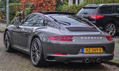 Porsche 991 Mk2 2016