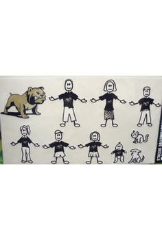 Build a family decal. $9.99 Order now & ship today! Call 704-233-8025.