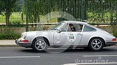 Porsche 911 T 1970 - Download From Over 31 Million High Quality Stock Photos, Images, Vectors. Sign up for FREE today. Image: 44081289