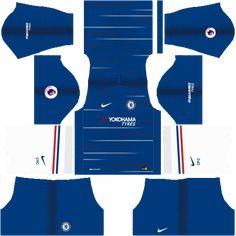 West Ham United 2017-2018 Dream League Soccer Kits & Logo