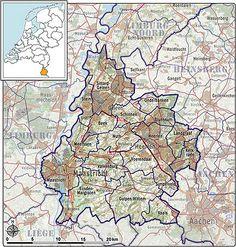Zuid-Limburg (Nederland) - Wikipedia
