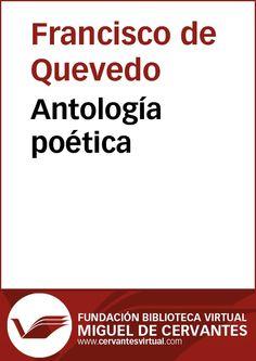 """La magia de las palabras. Francisco de Quevedo. """"Antología poética"""" en 24symbols http://www.24symbols.com/user/24symbols/library/la-magia-de-las-palabras?id=133728"""