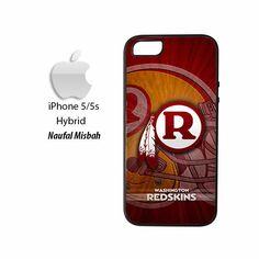 Washington Redskins #4 iPhone 5/5s HYBRID Case Cover