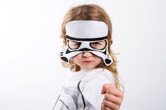 Stormtrooper mask Costume Star Wars Toddler costumes, kids costume Ready to ship Halloween costumes for kids.