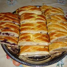 Hot Dog Buns, Hot Dogs, Almond Cakes, Fudge, Cake Recipes, Deserts, Muffin, Bread, Food