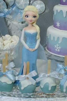 Louca por Festas: Tema:Frozen!