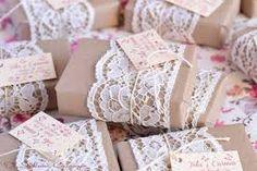 Resultado de imagen de detalles con papel de seda
