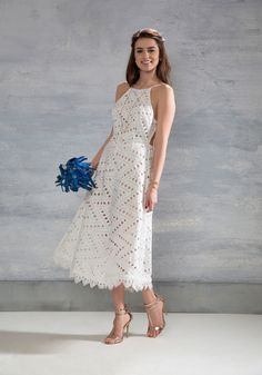 Dresses - Be-All East End-All Dress in White