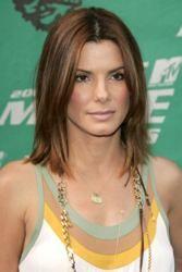 Hair & Hairstyling Tips: Sandra Bullock's Bob Hairstyle