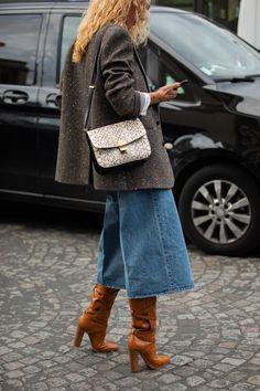 Streetstyle: die Looks der Paris Fashion Week Frühjahr-Sommer 2020 - Seite #Der #die #Fashion #FrühjahrSommer