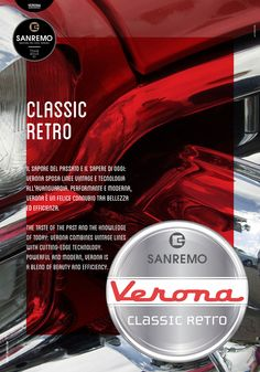 Sanremo Verona catalogue cover