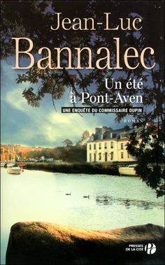 """""""Un été à Pont-Aven"""" de Jean-Luc Bannalec, Presses de la Cité. Un polar, ça faisait longtemps que je n'en avais pas lu. Un livre régional, souvent j'aime bien. L'intrigue est bien menée, le livre se lit facilement. J'ai été sidérée par 3 incohérences, quasi consécutives. J'ai mieux compris quand j'ai lu que l'auteur était allemand... mais un Breton ne peut pas s'y laisser prendre !!! C'est tout de même une lecture bien sympa !"""