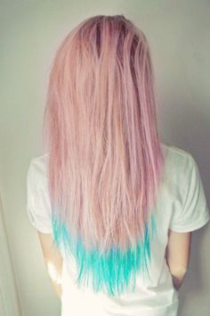 It'd be cuter if the blue was a pastel purple.... but i LOVE this pink!! :DDDDD
