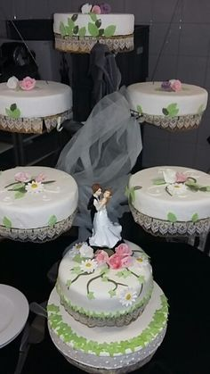 Wedding cake by Omar