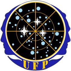 Star Trek TOS UFP Crest Modified by viperaviator