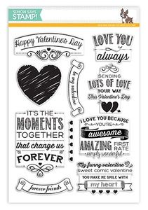 Simon Says Clear Stamps CHALKBOARD LOVE SSS101380 at Simon Says STAMP!