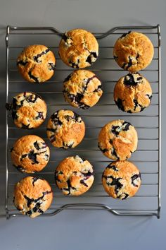 Blue Berry Muffins, Food Lists, Blueberry, Recipies, Deserts, Cupcakes, Homemade, Cooking, Breakfast