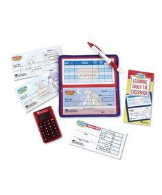 Teach your kids how to balance a checkbook