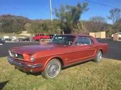 1966 Ford Mustang HARDTOP | eBay