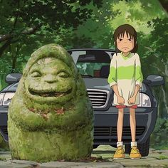 Spirited Away- Le voyage de Chihiro - Hayao Miyazaki Hayao Miyazaki, Film Animation Japonais, Animation Film, Spirited Away Movie, Spirited Away Characters, Studio Ghibli Spirited Away, Spirited Away Wallpaper, Chihiro Cosplay, Studio Ghibli Films