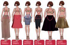 Una falda para cada tipo de cuerpo   Mujer