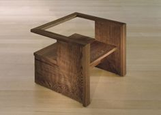 Kings Road Child's Chair, by Rudolph Schindler, 1942