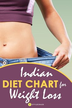 10 Simple Rules And A 1500 Calorie Indian Diet Chart For Weight Loss