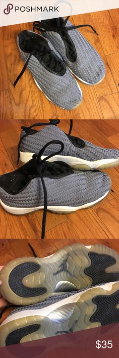 Jordan tennis shoes Boys Jordan tennis shoes size 3.5 Nike Shoes Sneakers