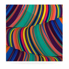 "Danny Ivan ""Mapel"" Brown Digital Luxe Square Panel"