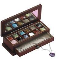 Twelve Hearts Pendant & Jewelry Box - The Danbury Mint