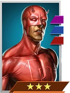 """#Daredevil #Fan #Art. (Daredevil (Man Without Fear) In: Marvel Puzzle Quest!) By: AMADEUS CHO! (THE * 5 * STÅR * ÅWARD * OF: * AW YEAH, IT'S MAJOR ÅWESOMENESS!!!™)[THANK Ü 4 PINNING<·><]<©>ÅÅÅ+(OB4E)(IT'S THE MOST ADDICTING GAME ON THE PLANET, YOU HAVE BEEN WARNED!!!)(YOU WANT TO FIND THE REST OF THE CHARACTERS, SIMPLY TAP THE """"URL"""" HERE:  https://www.pinterest.com/ezseek/puzzle-quest-art/ (THANK YOU FOR DOING ALL YOUR PINNING AT: HERO WORLD!)"""