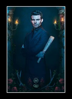 Elijah's been plotting revenge all summer. Find out if he gets it when #TheOriginals returns on a new night, MONDAY at 8/7c.