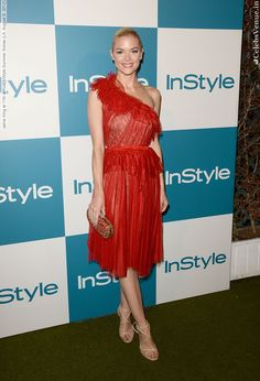 Jaime King at 11th annual InStyle Summer Soiree (LA, August 8, 2012)  #JaimeKing