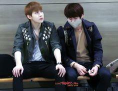 Henry and Kyuhyun, are you sleepy Kyu?