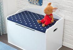 Austin Cushion Toy Box