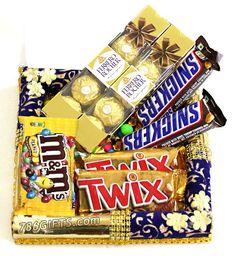 Chocolates Gift Basket 21 | Send Gifts to Pakistan | Visit 786Gifts.com