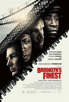 Brooklyn's Finest 11x17 Movie Poster (2010)