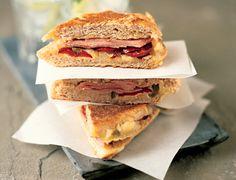 6 sandwichs santé pour un pique-nique parfait // 6 healthy sandwichs for the perfect #picnic #recipes