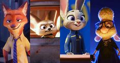 I got Nick Wilde's humor, Finnick's rambunctiousness, Judy Hopps' morality, and Assistant Mayor Bellwether's creativity. Quiz: What's Your Zootopia DNA?