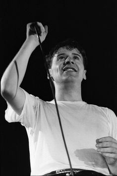 Simple Minds, Ahoy Rotterdam, 31 March 1984