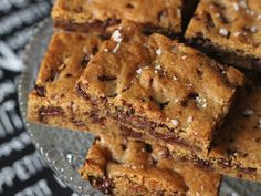 Kanelitytön kakkuparatiisi: Suklaahippukeksi-palat