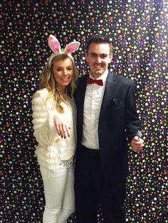 Vivre Blog - bunny and magician halloween costume (couples costume idea)