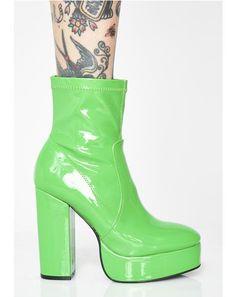 c2b4714b7ef4 Current Mood. Sock ShoesCute ShoesGoth RaveEbay ClothingClothing  IdeasStreetwear ClothingQuirky ShoesBoy LondonPlatform Boots