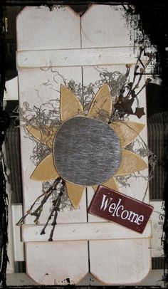 63~Welcome+Sunflower+Shutter.JPG 344×593 pixels