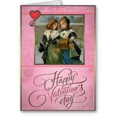 Two beautiful girl with a heart of gold. Valentines Day - Greeting Cards in Vintage Style Valentine's Day Greeting Cards, Heart Of Gold, Valentine Day Gifts, Holiday Cards, Vintage Style, Best Gifts, Seasons, Prints, Beautiful