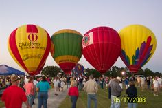 Balloon Festival for Children's Miracle Network