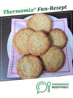 Schwedische Haferkekse von Sandfrauchen. Ein Thermomix ® Rezept aus der Kategorie Backen süß auf www.rezeptwelt.de, der Thermomix ® Community.